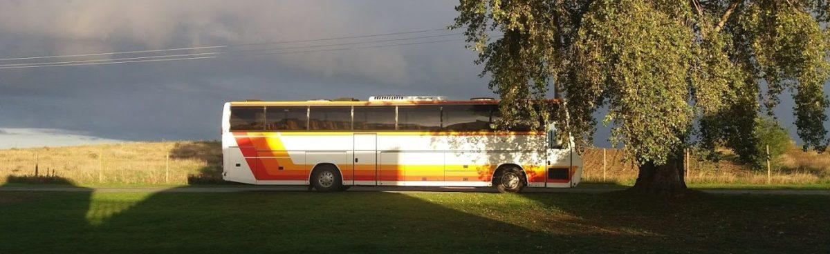 Autobusová doprava Jiří Ráž - Volvo B10M