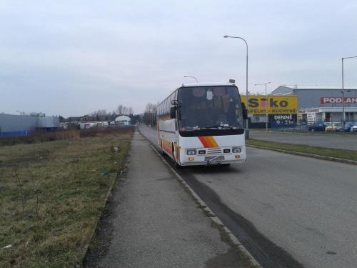 Jiří Ráž - Volvo B10M - Praha