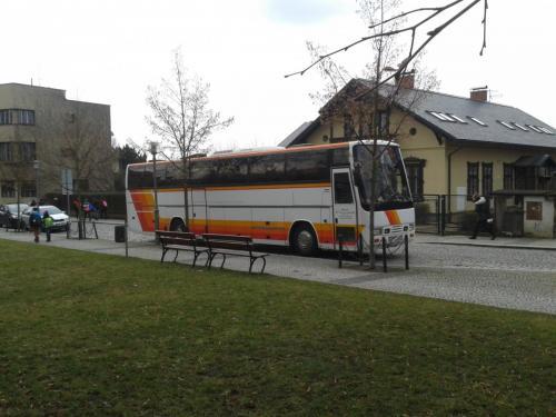 Jiří Ráž - Volvo B10M - Turnov