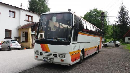 Jiří Ráž - Volvo B10M - Kořenov